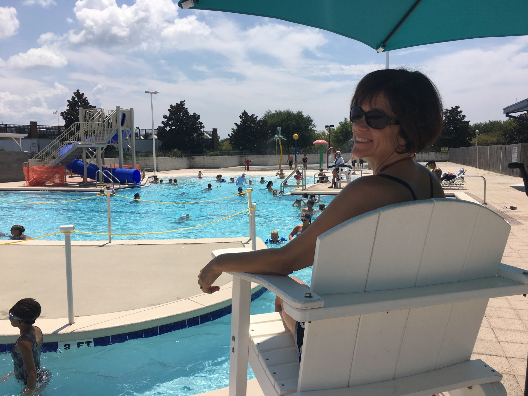Destin Aquatic Center Opens